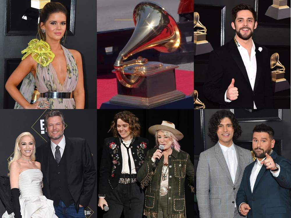 2020 Grammy Awards: Everything a Country Music Fan Needs to Know About the Show