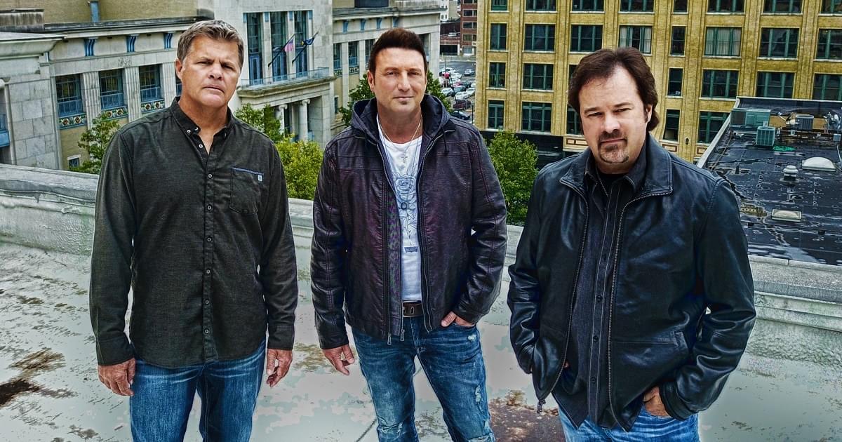 The Frontmen featuring Richie McDonald, Tim Rushlow & Larry Stewart Announce Tour Dates