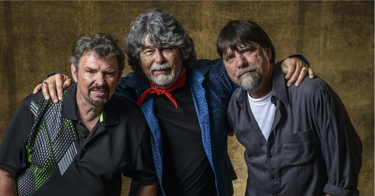 ALABAMA Ready to Get Going for Their 50th Anniversary Tour