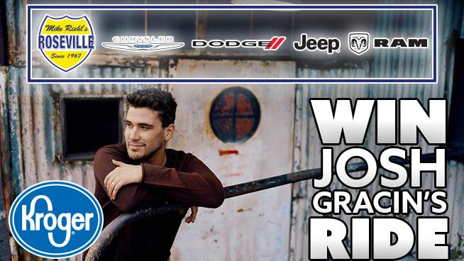 Contest: Josh Gracin's Ride