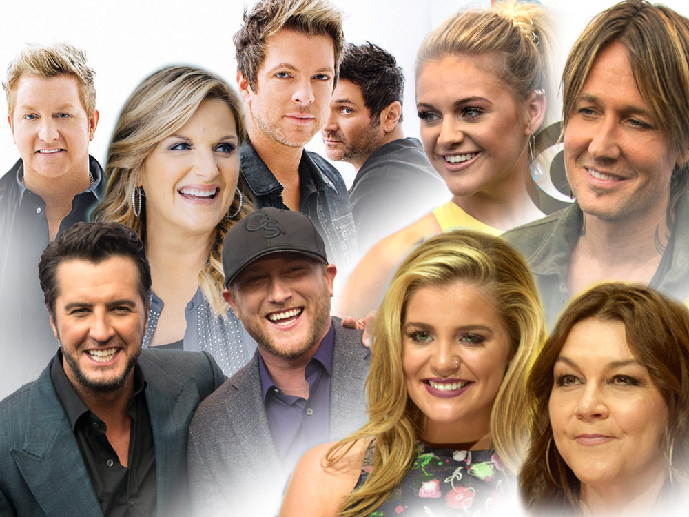 Luke Bryan, Keith Urban, Kelsea Ballerini and More Share Their Plans for Christmas