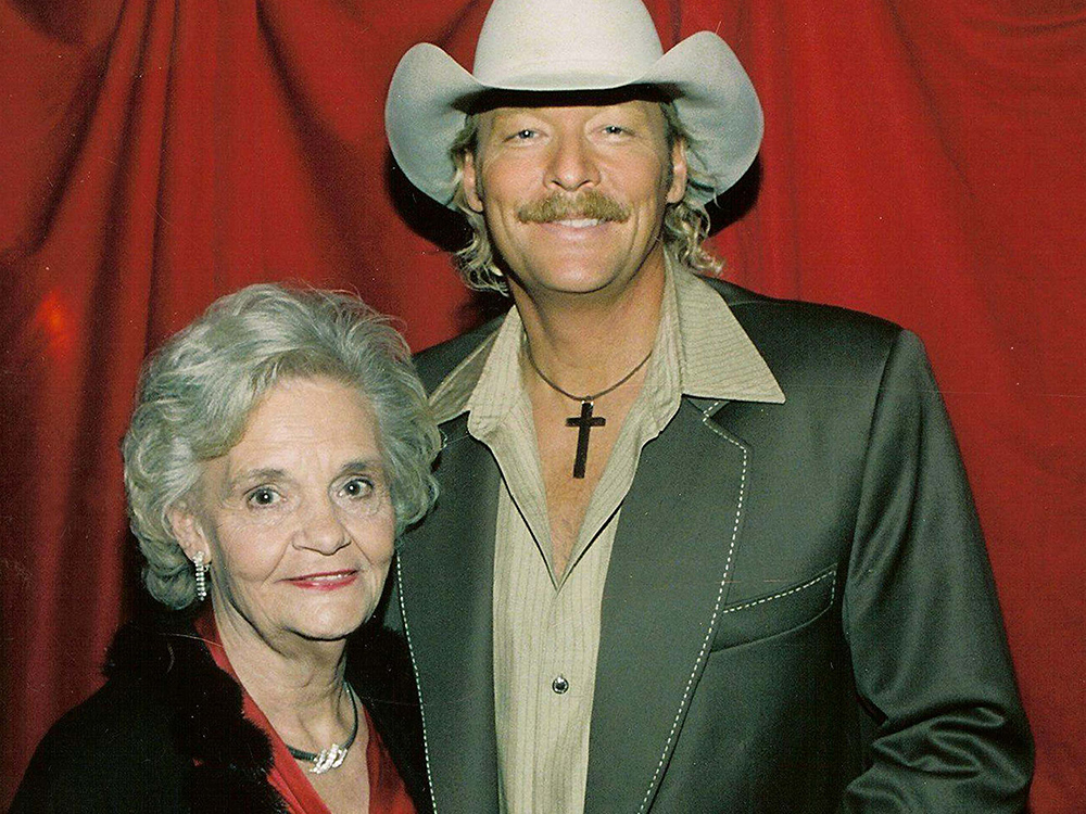 Alan Jackson's Mother, Ruth, Passes Away at 86