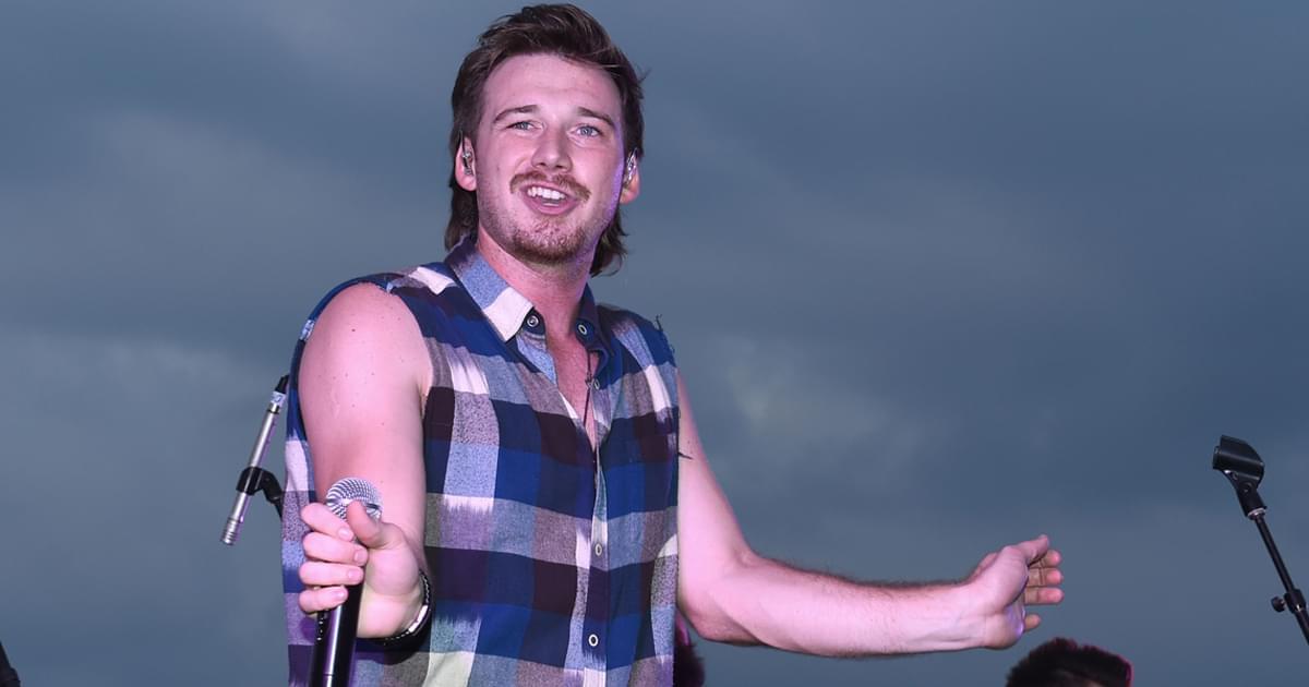 "Morgan Wallen's ""7 Summers"" Debuts at No. 1 on Billboard Hot Country Songs Chart"
