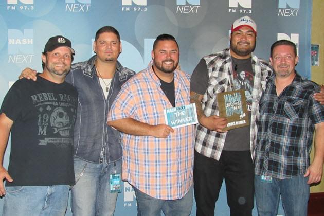 Nash Next 2018 Illinois Winners: The Natu Band