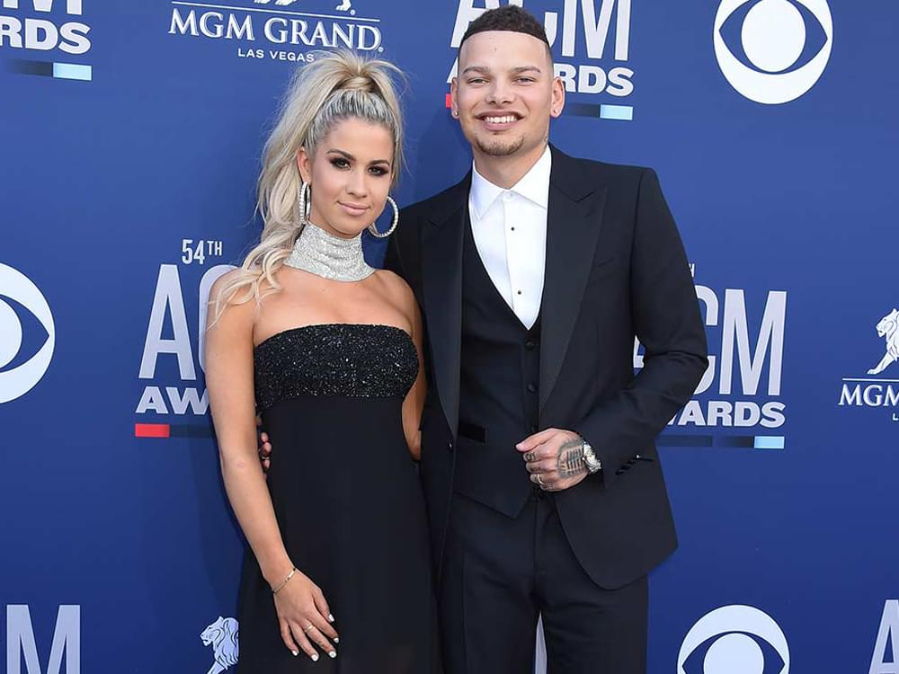 Kane Brown and Wife Are Expecting Their First Child
