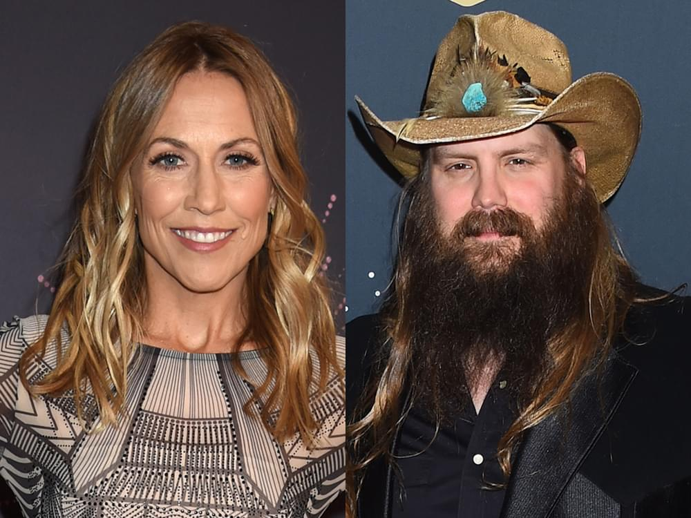 """Watch Sheryl Crow & Chris Stapleton Perform """"Tell Me When It's Over"""" From Upcoming """"CMT Crossroads"""""""