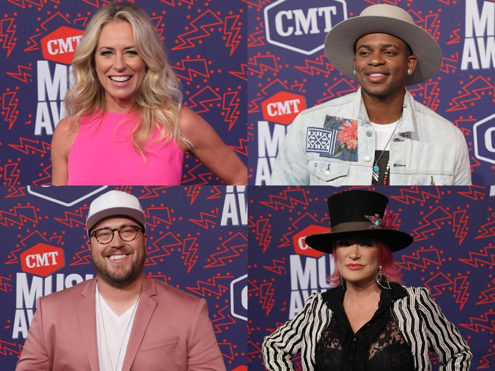 "Circle Gets the Square: CMT Rebooting ""Hollywood Squares"" With ""Nashville Squares"""
