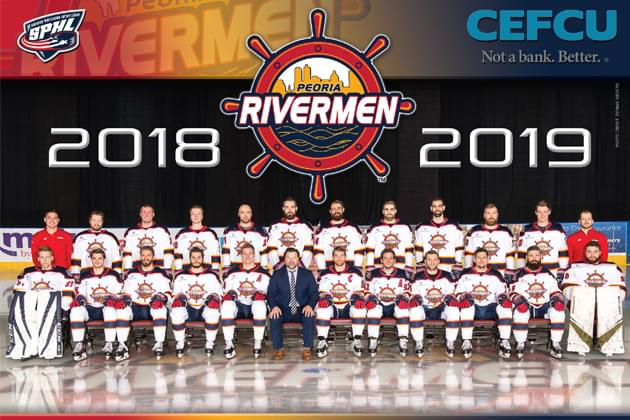 Peoria Rivermen Hockey Is Back For The 2019-2020 Season!