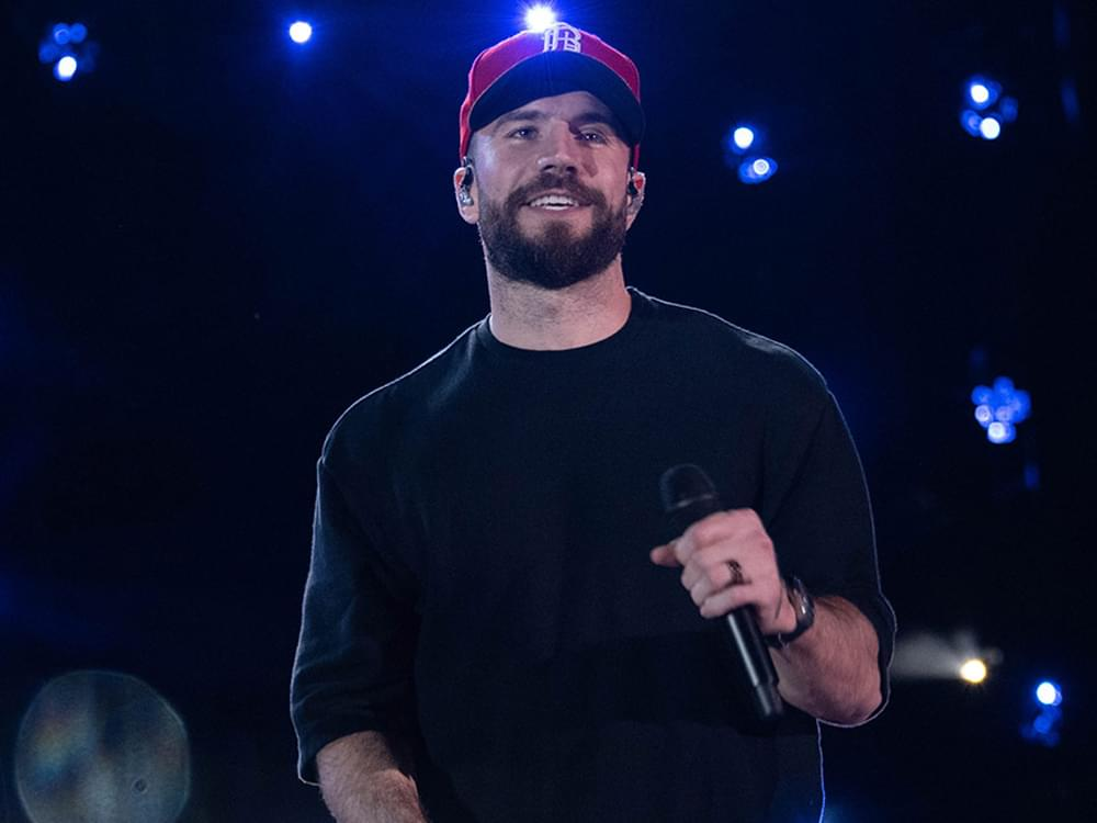 """Sam Hunt Makes First Statement Since DUI Arrest: """"It Was a Poor Decision & I Apologize"""""""