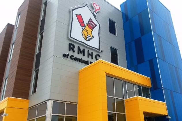Grand Opening Of Ronald McDonald House In Peoria Draws Hundreds!