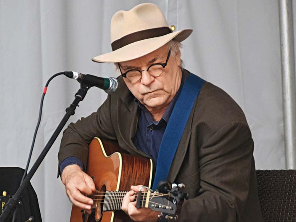 Nashville Singer/Songwriter David Olney Dies Onstage During Florida Festival