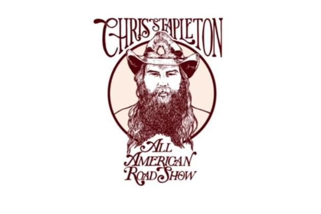 Chris Stapleton Announces All-American Road Show Tour With A Stop At Wrigley Field
