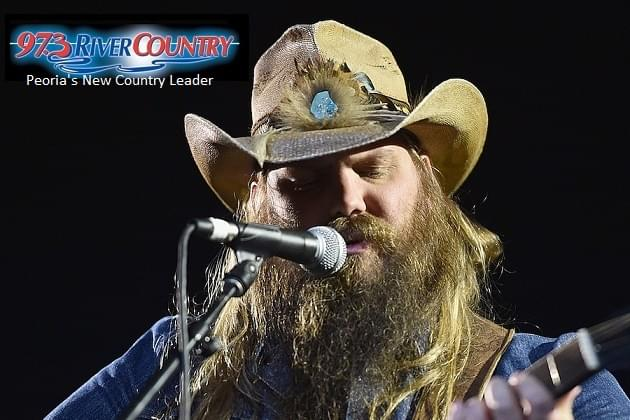 Chris Stapleton In Concert! Win Free Tickets This Week at 8:30