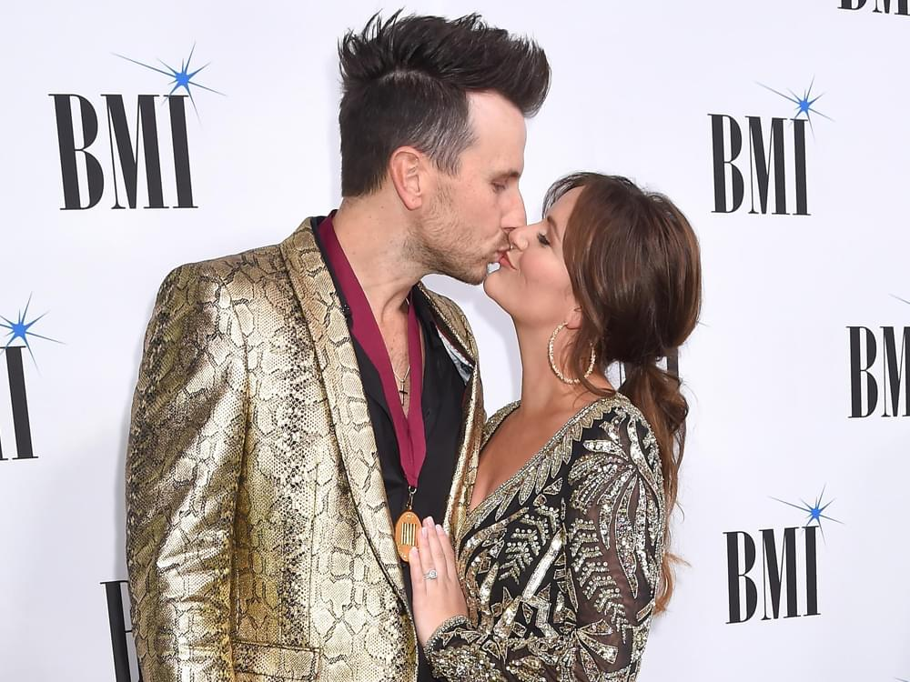 Russell Dickerson & Wife Kailey Expecting First Child