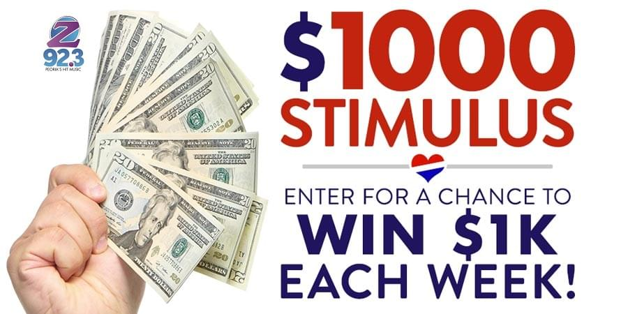 We Want To Pay Your Bills Again This Week! Win An Extra $1000 Here!