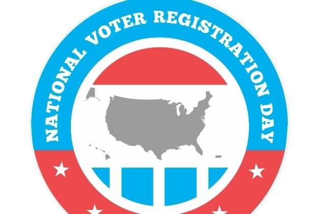 Illinois! Get Registered To Vote Today On National Voter Registration Day!