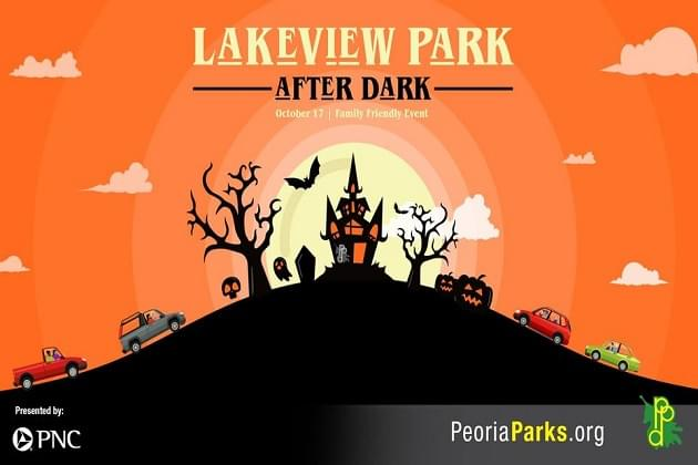 Halloween! Lakeview Park After Dark!