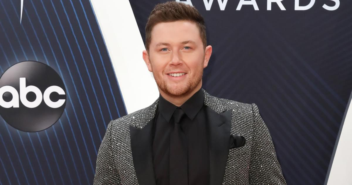 Scotty McCreery Announces Live-Stream Concert on Dec. 2