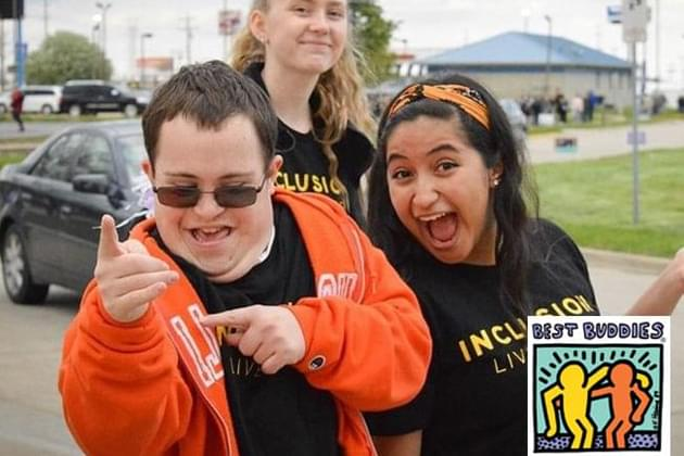Celebrate Inclusion at The Corn Crib with Best Buddies in Central Illinois April 24th!