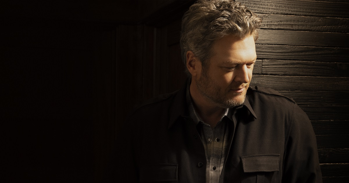 Blake Shelton Shares New Song from Upcoming Body Language Album