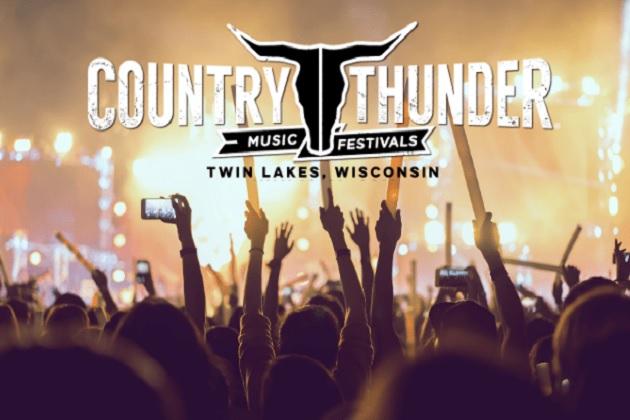 Win 4 Day Passes! Eric Church, Kane Brown, Blake Shelton, Dustin Lynch & More At Country Thunder Wisconsin!