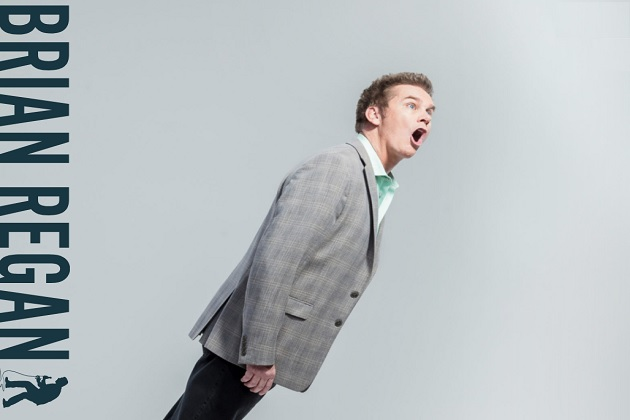 Comedian Brian Regan performs live at Peoria Civic Center Theater On Sale Now