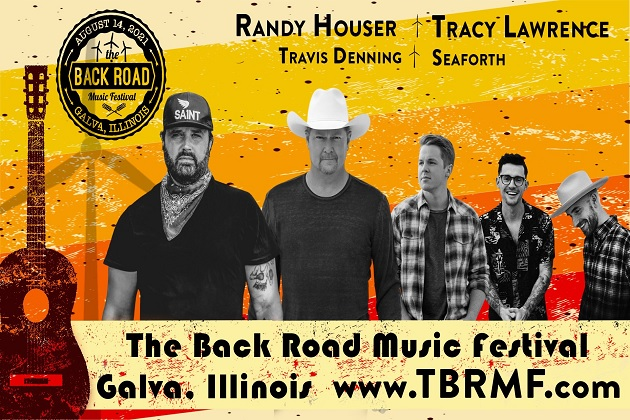 Win Back Road Music Festival Tickets Here!