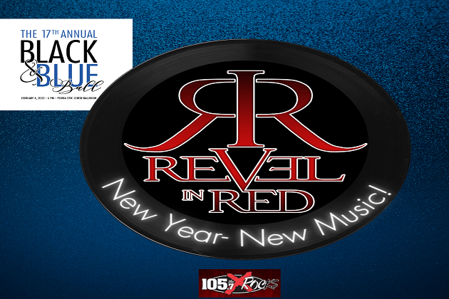 Easter Seals Annual 'Black And Blue Ball' Set For February 4th, With 'Revel In Red' Performing!