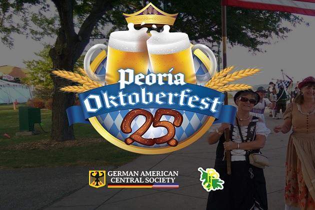 Peoria Oktoberfest Is Back This Weekend!