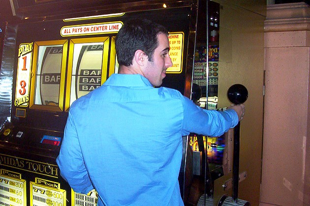 Gambler Loses $100,000 To Women Who Pressed His Button