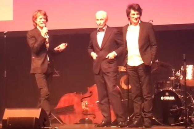 Rolling Stones' Blues Album Wins Two UK Awards [VIDEO]