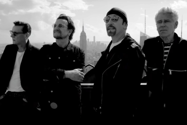 "See New U2 Video For ""You're The Best Thing About Me"" [VIDEO]"