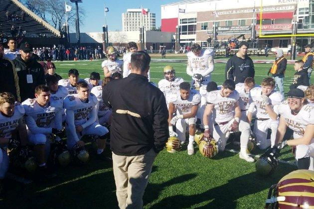 Congratulations, Dunlap Football, On State Runner-up Finish [PICS]