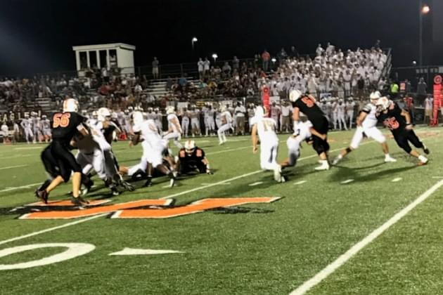Top 4 Mid Illini Teams Clash On Super Nutrition Red Zone GOW