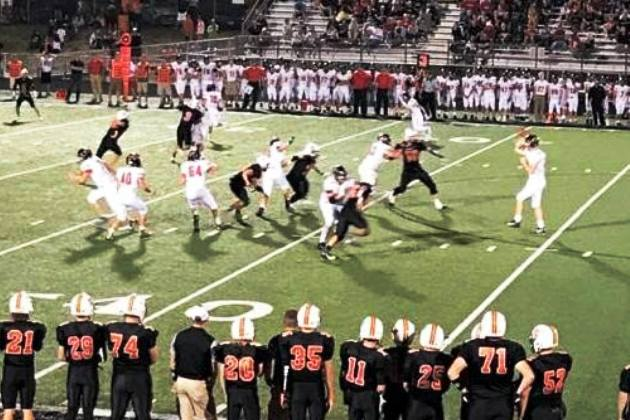 Unbeatens Washington And Metamora Play For Title On Super Nutrition Red Zone Game Of Week