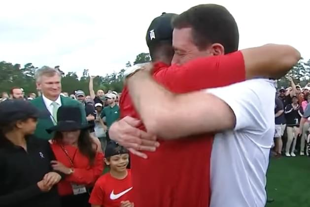 tiger woods completes latest comeback with masters championship  video