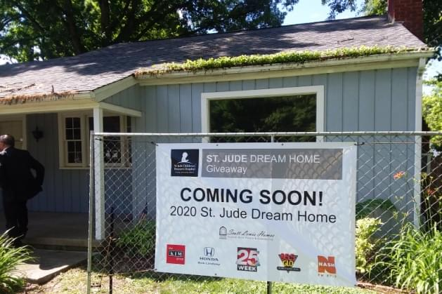 St Jude Dream Home 2020.2020 St Jude Dream Home Will Be Built In Peoria Heights