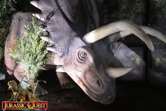 Jurassic Quest Takes Over The Peoria Civic Center This Weekend!