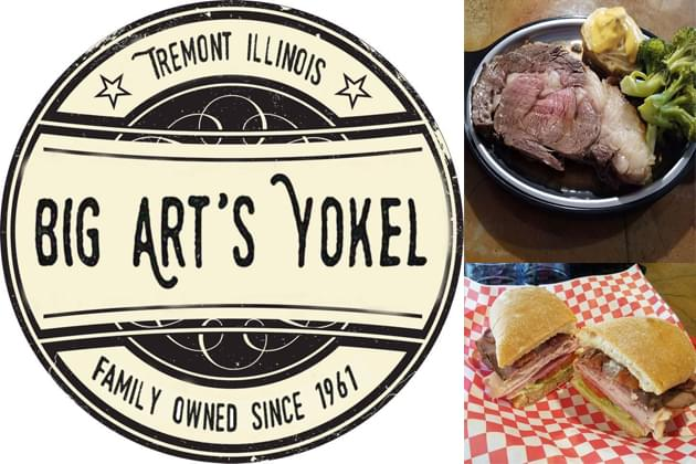 Grab Your Sweet Deal With Big Art's Yokel This Friday at 9am! [DETAILS]