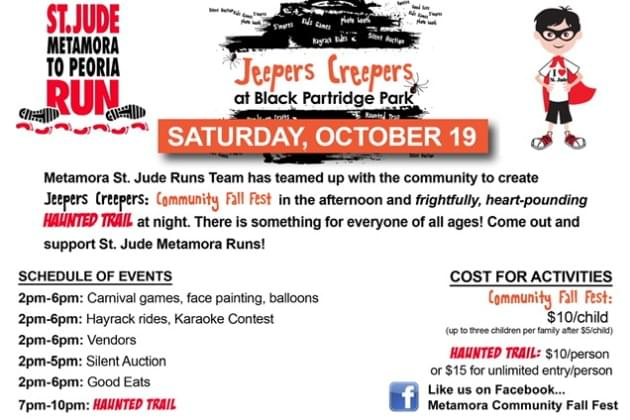 Fourth Annual Jeepers Creepers Is This Saturday