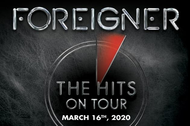 Foreigner – The Hits On Tour Plays Peoria In 2020