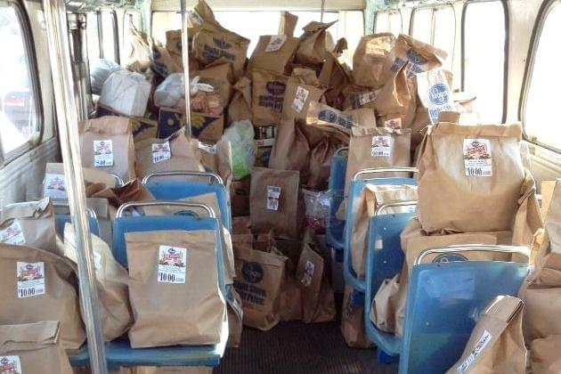 City Link Stuff A Bus Is Back To Fight Hunger In Our Area