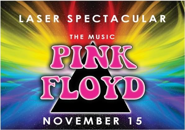 The Pink Floyd Laser Spectacular is coming to Bloomington!