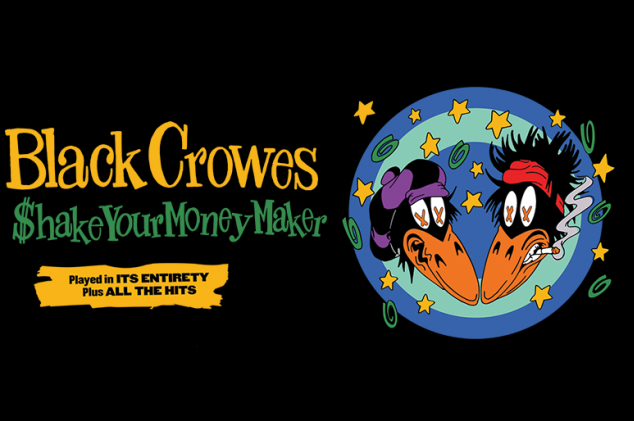 Robinson Brothers Come Together For Black Crowes Summer 2020 Tour! [VIDEO]