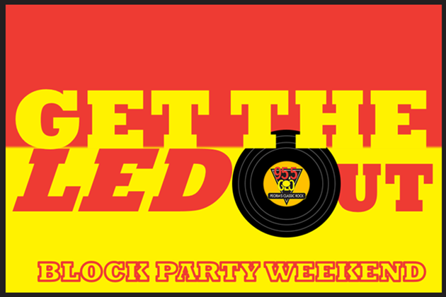 Happy Thanksgiving, Enjoy Get The Led Out Block Party Tunes! [VIDEO]