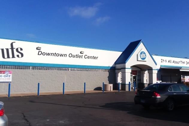 Join Doc Friday At UFS Downtown Outlet Center For Black Friday, Part 2, Largest Rebate On Alcohol And Spirits!