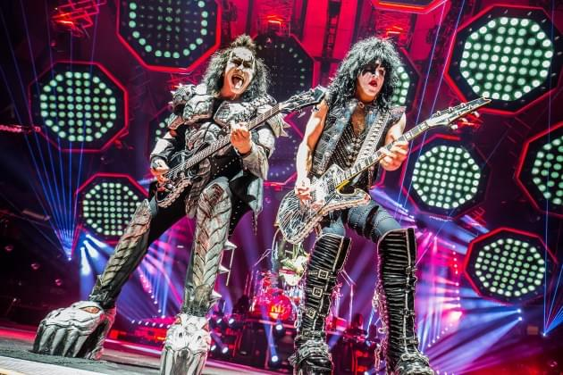 Priming You For Saturday Night's Peoria Show With KISS 2-Fers At Top Of Every Hour