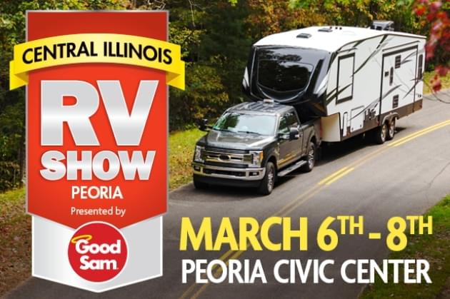 Central Illinois RV Show This Weekend At Civic Center!