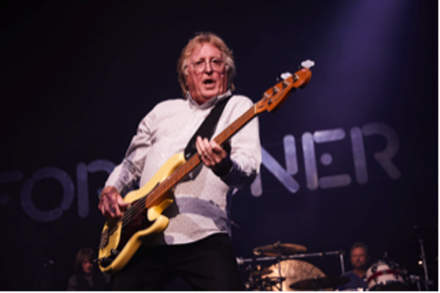 Hear Interview With Foreigner Bassist Rick Wills Ahead Of Future Peoria Concert [AUDIO]