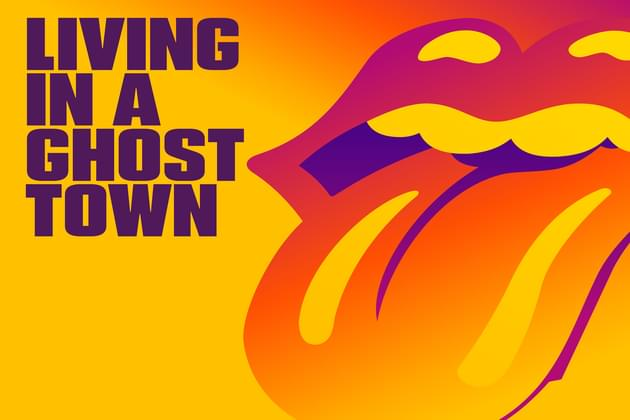 The Rolling Stones Release Brand New Song: Living In A Ghost Town